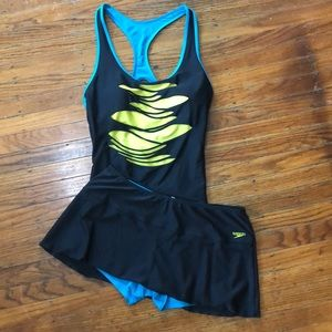 Zumba®  Aqua swim suit speedo